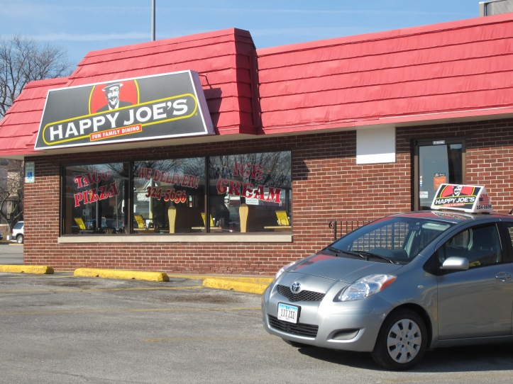 You can get a 10 percent discount on your order at Happy Joe's with your SAU student ID. Sara Clifton/The Buzz.