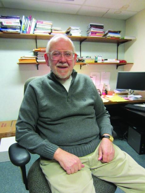 John Madsen, Associate Professor. Photo by Sara Clifton.