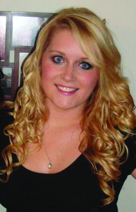 Rachel Robinson. Katie Bailey/The Buzz.