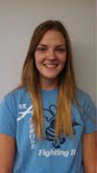 Claire Opar. Katie Bailey/The Buzz.