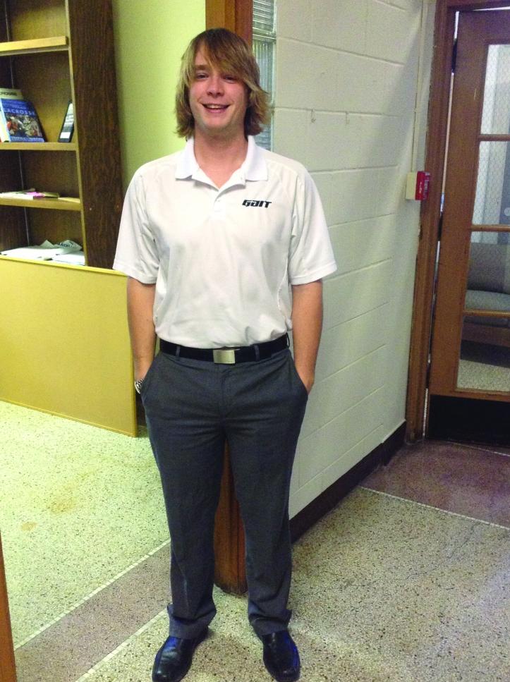 Brad Keel is the lacrosse coach at SAU.