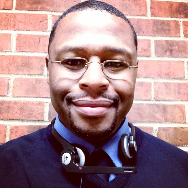Donnie Ingram, instructor and social media wiz of Social Media Marketing class. #MKTG398. Emma Williams/The Buzz.