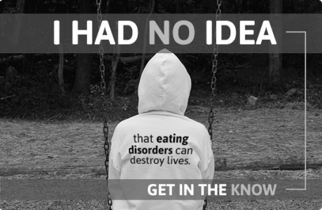 """The theme of NEDA's Eating Disorder Awareness Week is """"I had no idea."""" Submitted/The Buzz."""