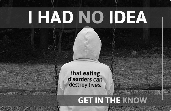 "The theme of NEDA's Eating Disorder Awareness Week is ""I had no idea."" Submitted/The Buzz."